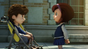 O Νικόλας ένα «αλλιώτικο» αγόρι και η Μαρία γίνονται φίλοι… αν και διαφορετικοί…
